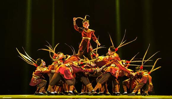 第二届全国街舞创作作品展演圆满落幕