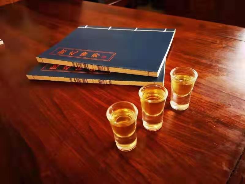 德孝中华yabovip文摘:豫北平原,寻找酎酒的密码