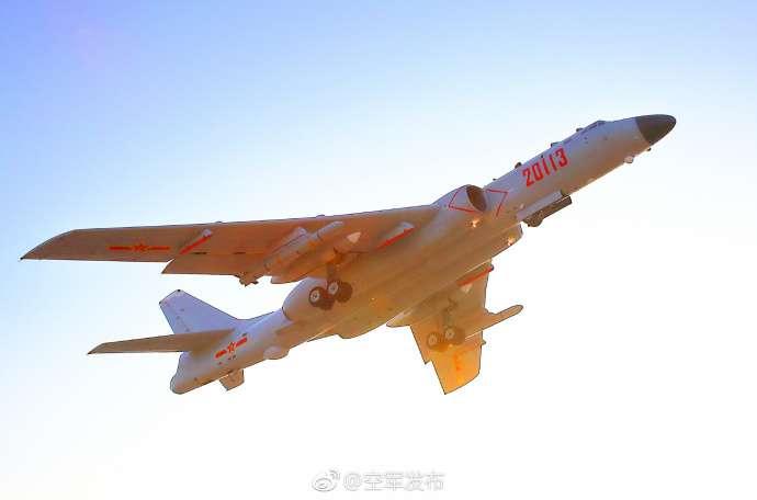 首次飞越对马海峡!中国空军编队赴日本海远洋训练 新湖南www.hunanabc.com