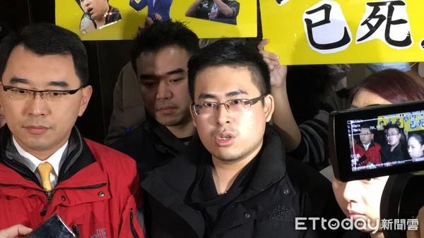 新党被扣青年获释 称反对
