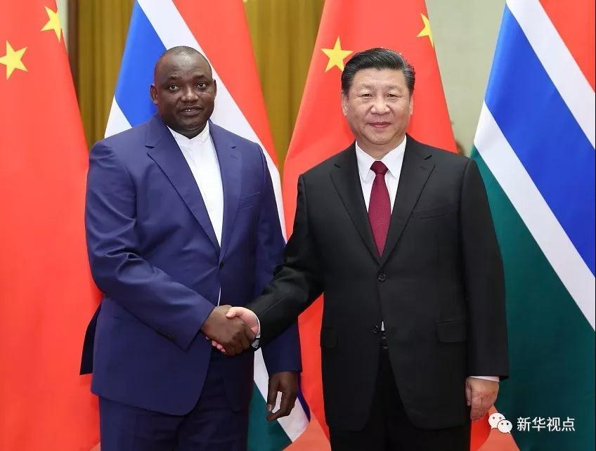 对这个非洲最小国,习近平强调了8个字 新湖南www.hunanabc.com