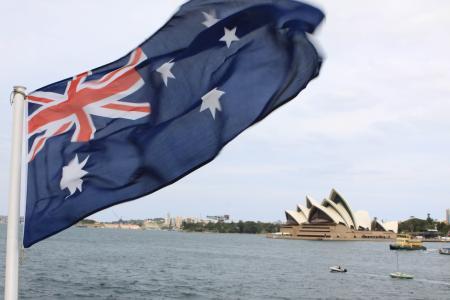 """幸运飞艇首尾相加规律:趁机搅浑水!美国为澳大利亚""""反华潮""""煽风点火"""