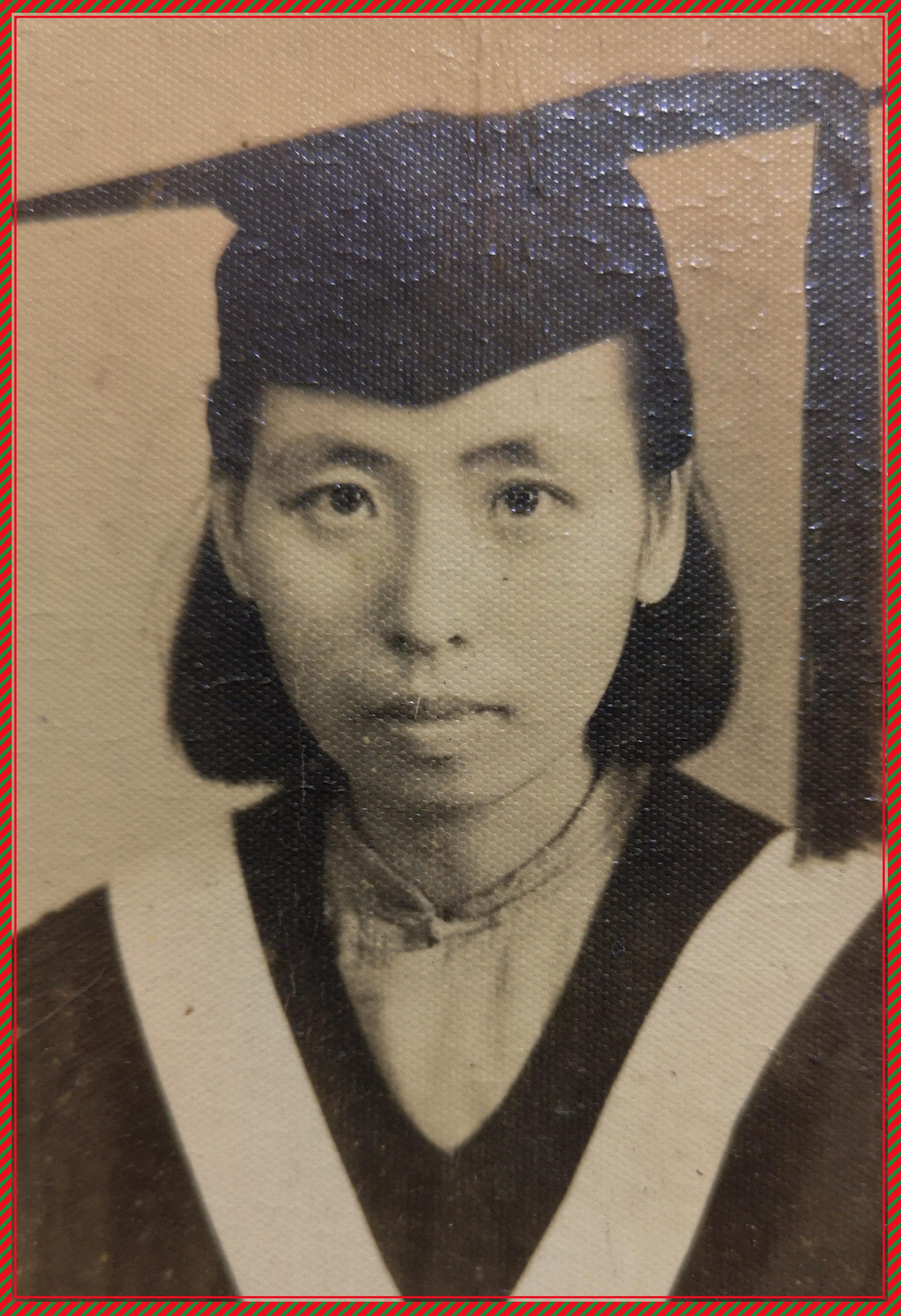 2、何妨同志在复旦大学先修班结业照,1942年.jpg