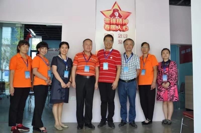 当好志愿者  喜迎军运会:湖北省武汉工人文化宫举办系列活动喜迎军运会