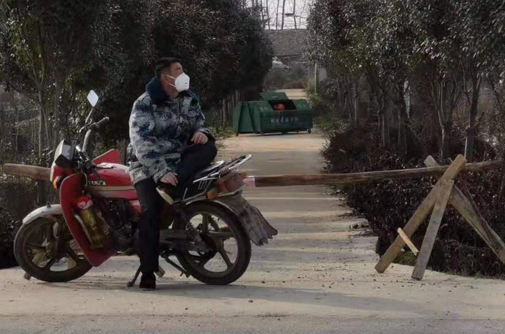 基层疫情防控怎么样?人民日报记者实地探访黄冈