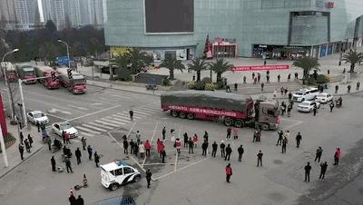 成都市爱心企业捐赠300吨抗疫物质驰援武汉