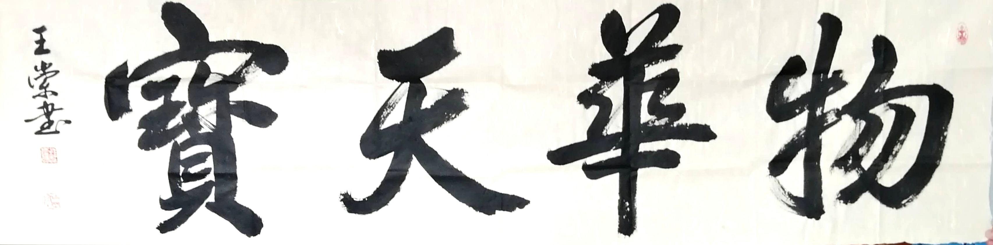 河南安阳老年书画研究会文峰分会 抗击武汉新冠肺炎作品展