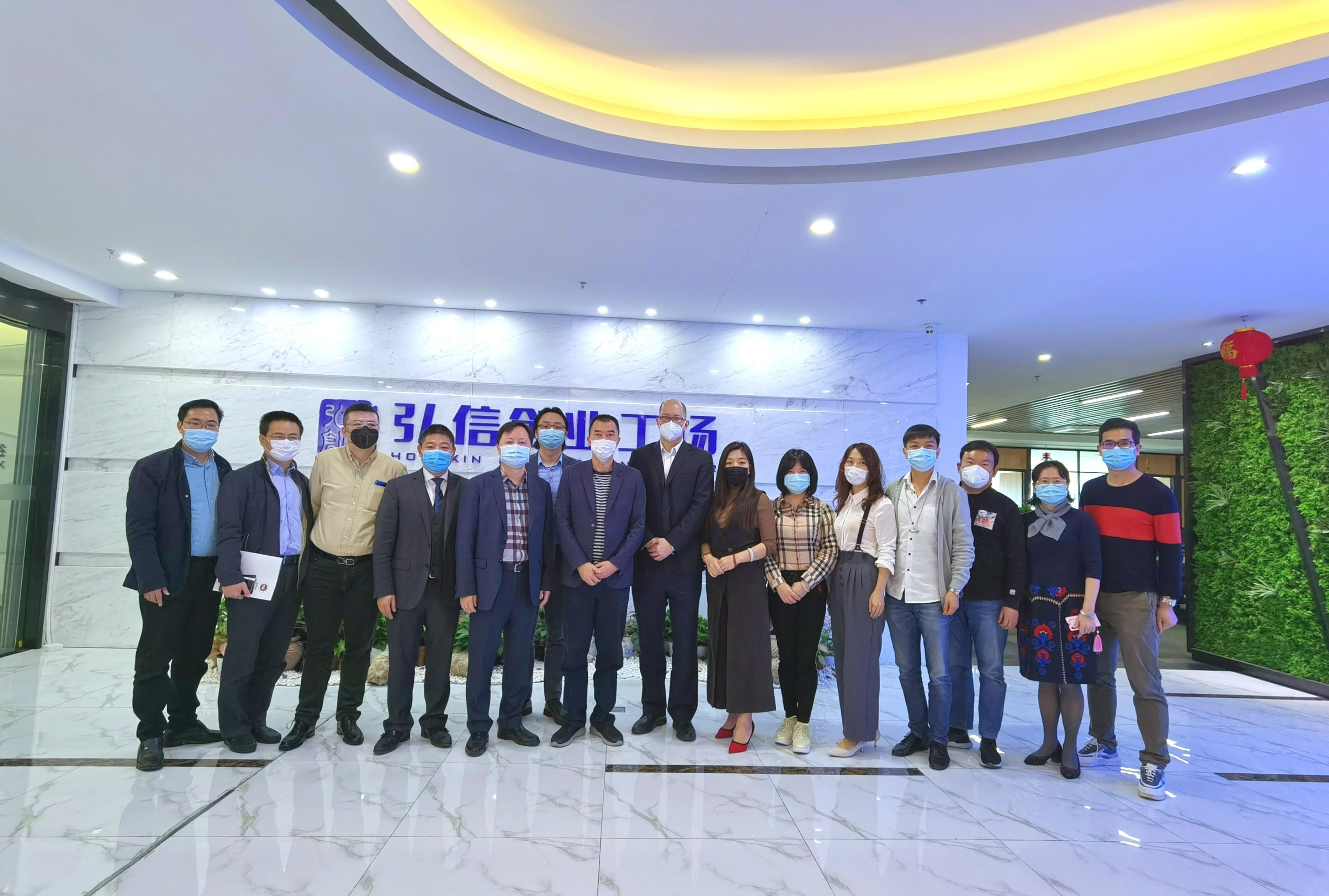 中国并购公会海西并购俱乐部助力云创智谷复工复产(图文)