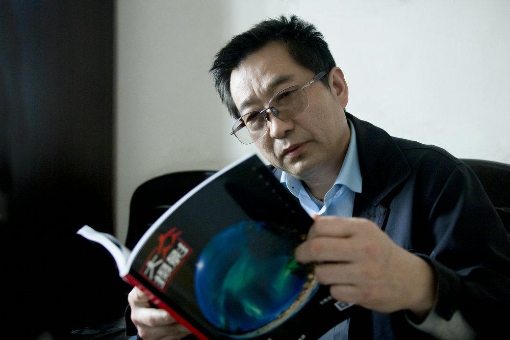 美好时代的拼命三郎――记转业军人、陕西市政全媒体总编许衙评