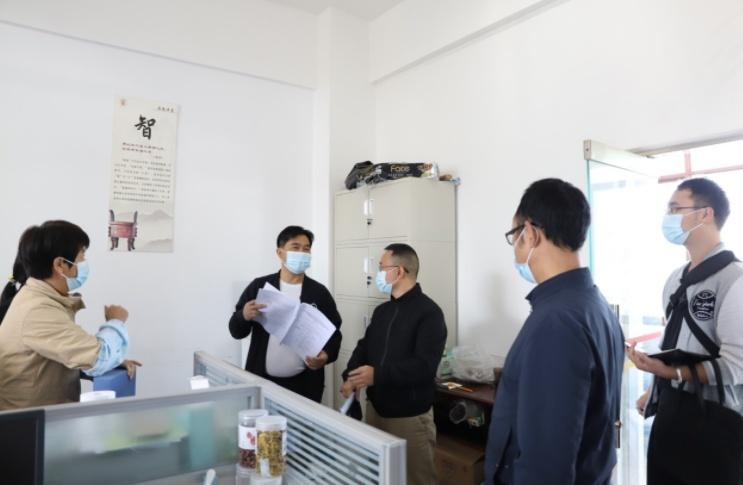 """孟连县建立疫情防控""""1+1+2""""专项监督机制"""