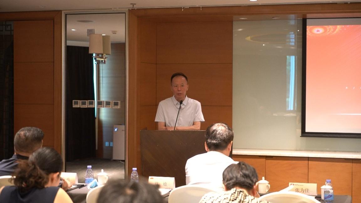 中国直销行业党建工作成果交流会在京举行